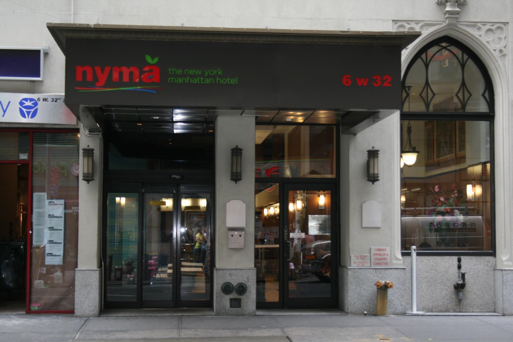 New York Nyma Hotel